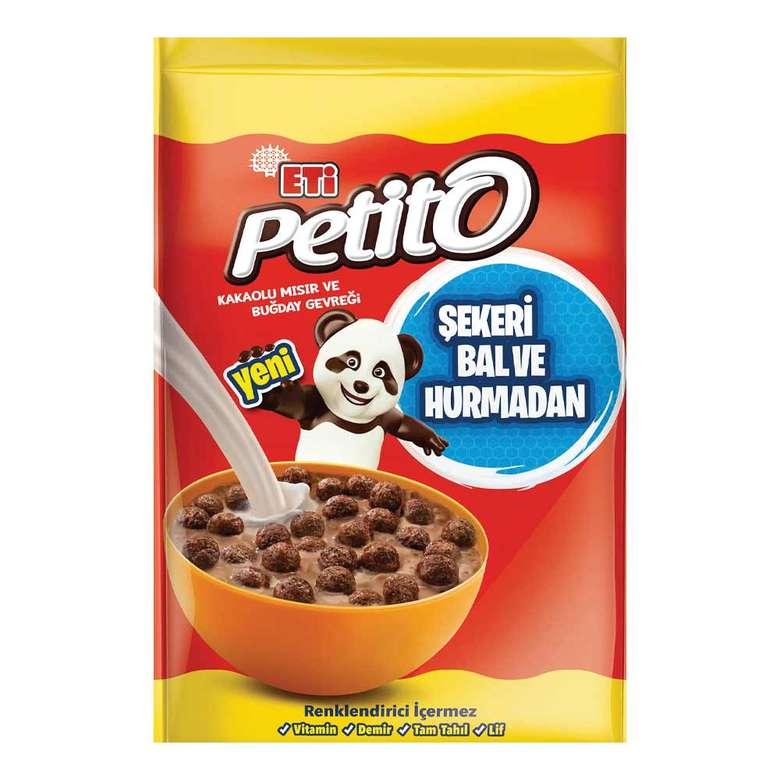 Petito Mısır Gevreği Kakaolu 350 gr