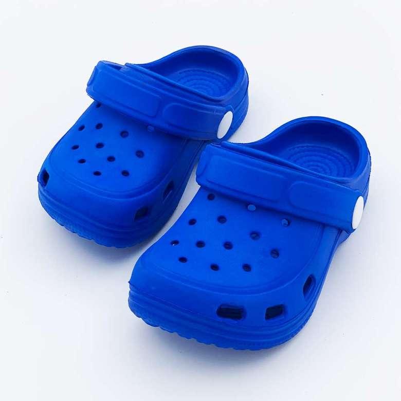 Çocuk Eva Kapalı Sandalet - Lacivert 25