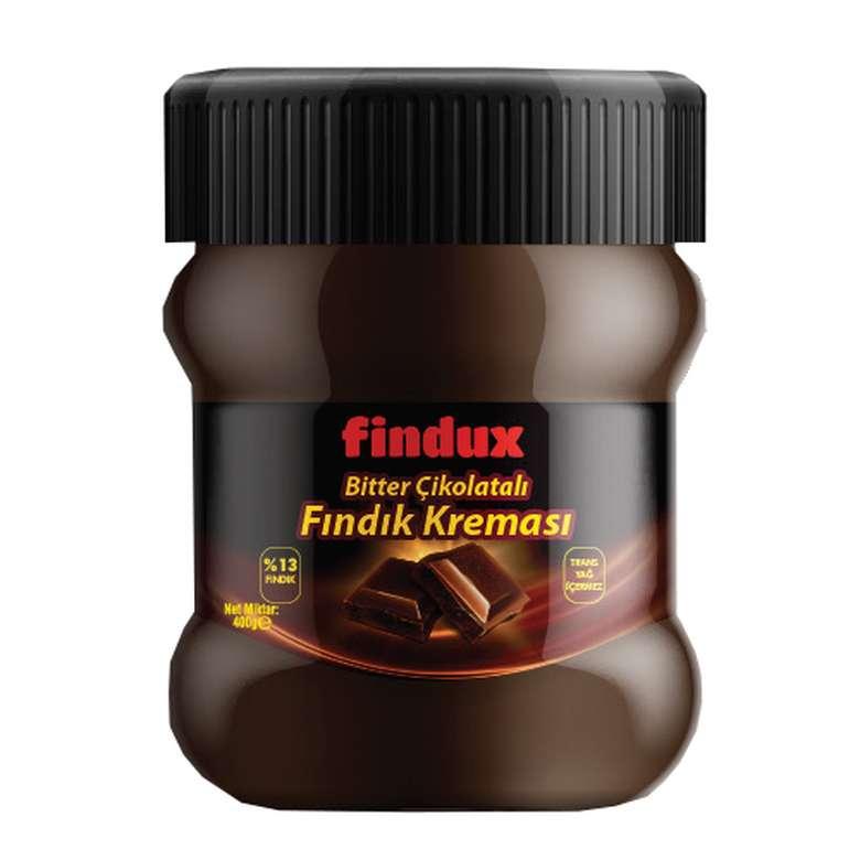Findux Kakaolu Fındık Kreması Bitter 400 G