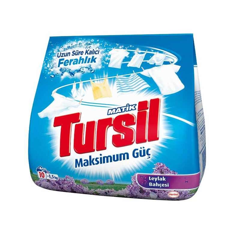 Tursil Toz Deterjan 1,5 KG