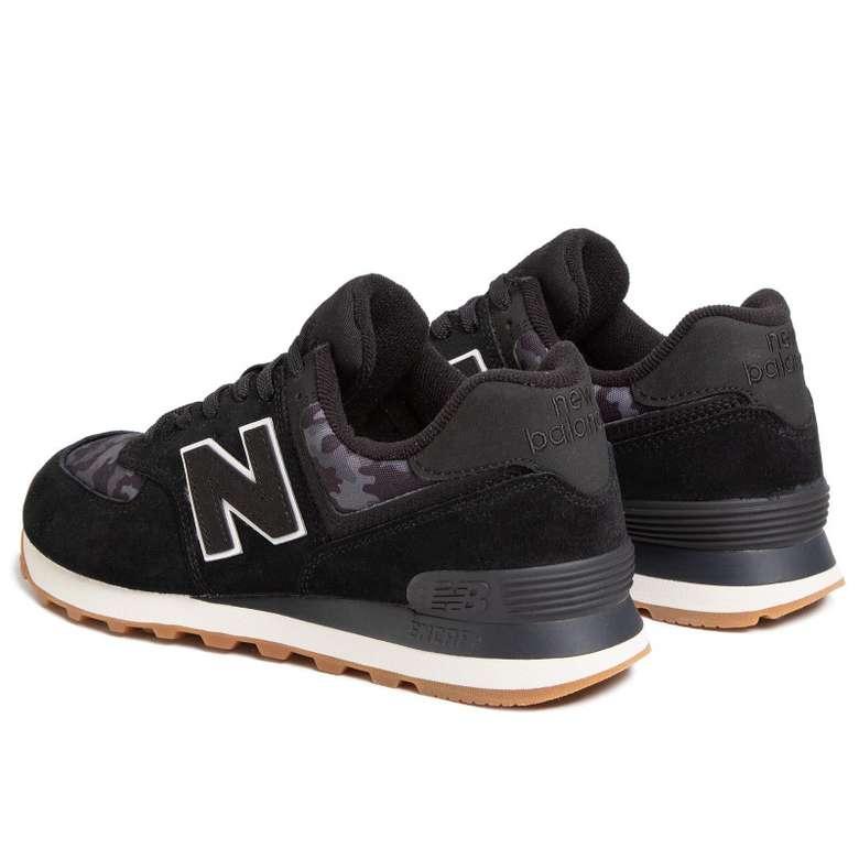 New Balance Ml574coa Siyah, Siyah, 44,5