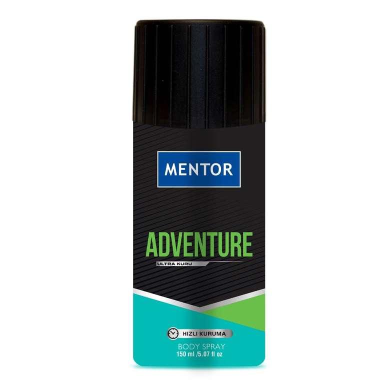 Adventure Mentor Deodorant 150 Ml