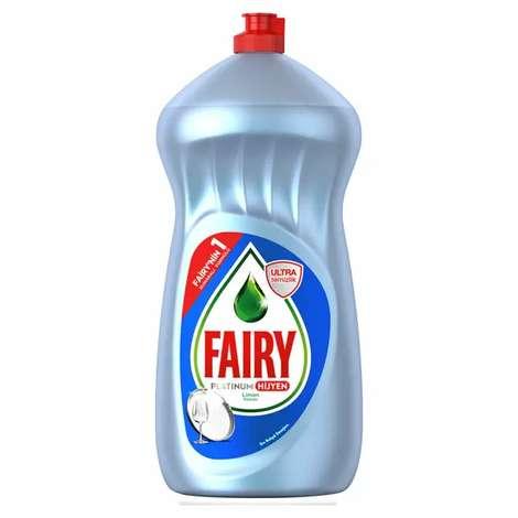 Fairy Platinum Hijyen Bulaşık Deterjanı  1500 Ml