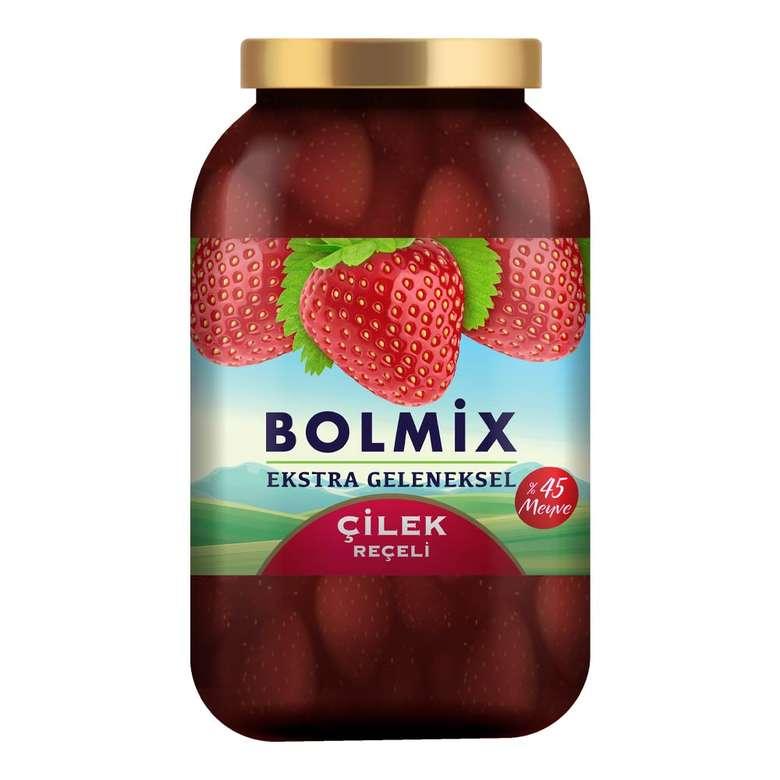 Bolmix Çilek Reçeli 1800 G