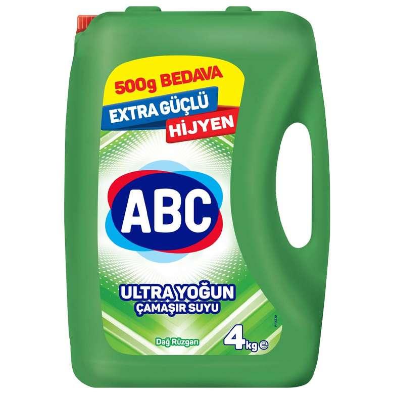 Abc Çamaşır Suyu Ultra 4000 G