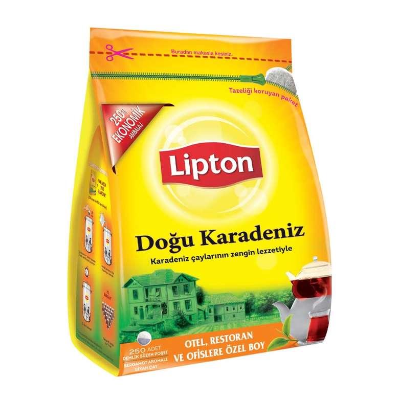 Lipton Doğu Karadeniz Demlik Poşet Çay 250'li