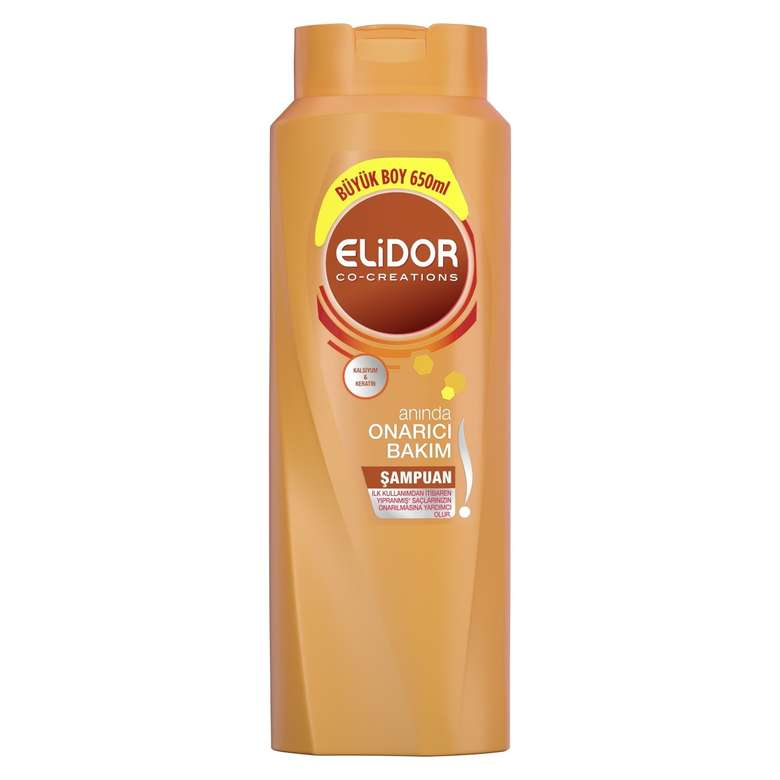 Elıdor Şampuan Yoğun Onarıcı 650 Ml