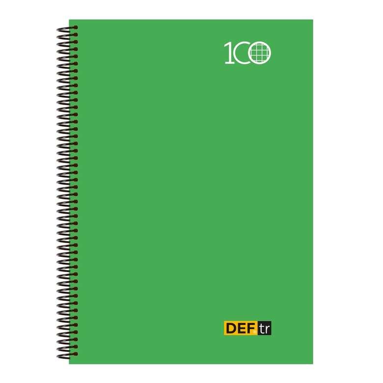 17x24 Cm 96 Yp Spr Pp Kpk Deft Ka, Yeşil
