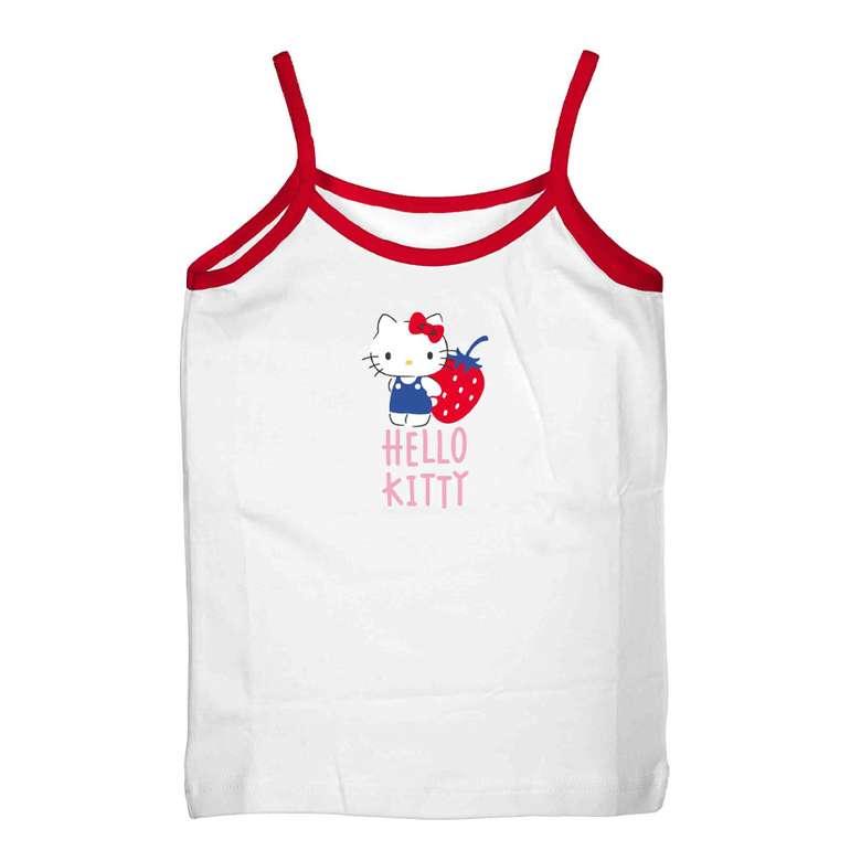 Hello Kitty Kız Çocuk Atlet Pembe