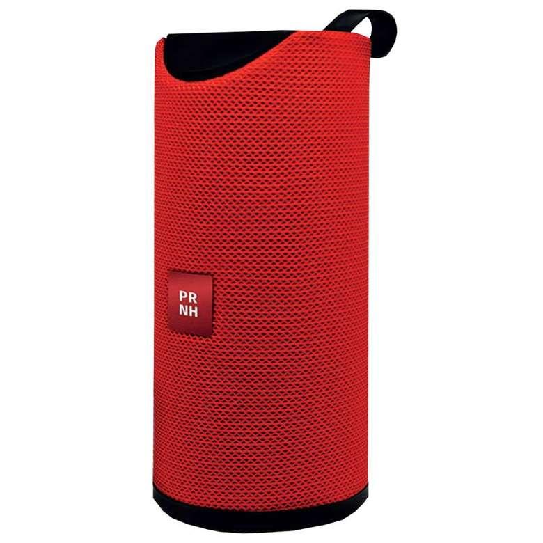 Piranha 7828 Bluetooth Hoparlör - Kırmızı