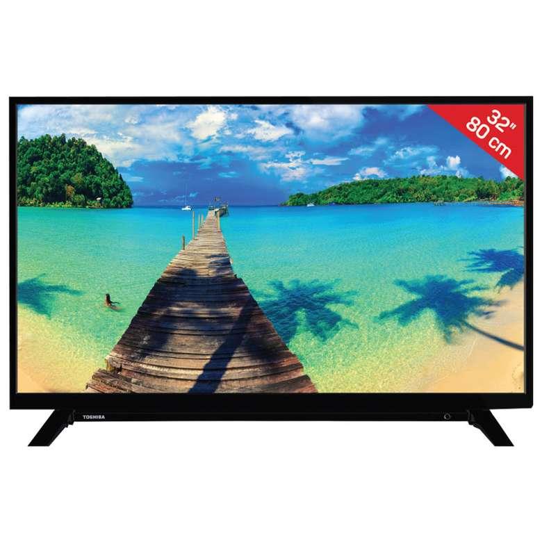 Toshiba 32W2063DT 32'' Uydu Alıcılı HD Smart Led TV