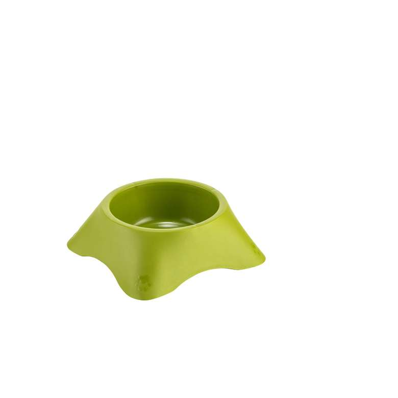 Evohe Kedi Mama Kabı 300 ml - Yeşil
