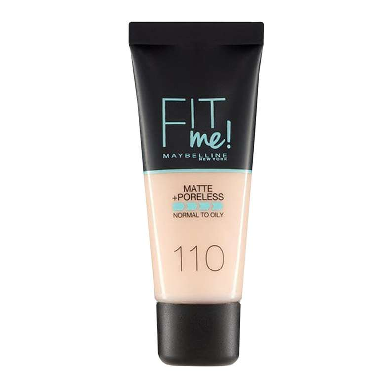 Maybelline New York Fit Me Matte Fondöten 30 ml - Porcelain 110