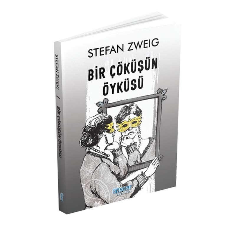 Stefan Zweig Kitapları - Bir Çöküşün Öyküsü