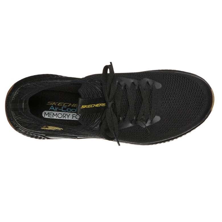 Skechers 52757W-BKGD Spor Ayakkabısı - Siyah, 43