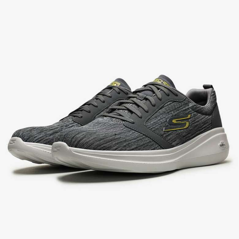 Skechers 220001-CCLM Spor Ayakkabısı - Gri, 45,5