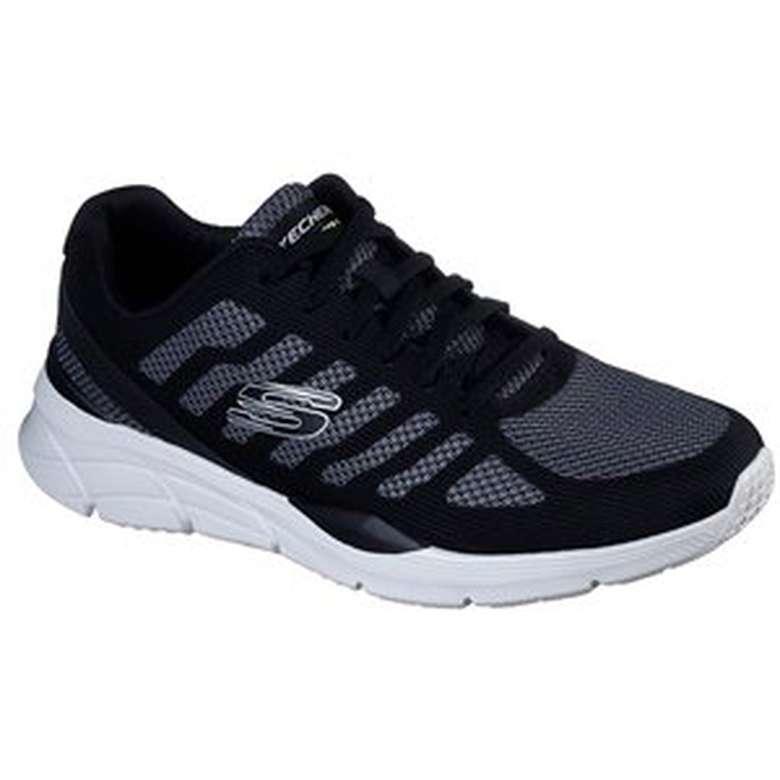 Skechers 232023-BKW Spor Ayakkabısı - 45,5