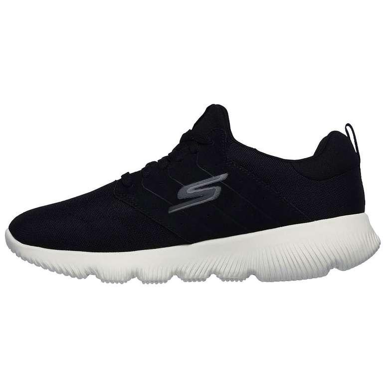 Skechers 55161-BLK Spor Ayakkabısı - 45,5
