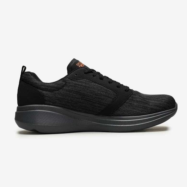 Skechers 220001-BKOR Spor Ayakkabısı - Siyah, 44