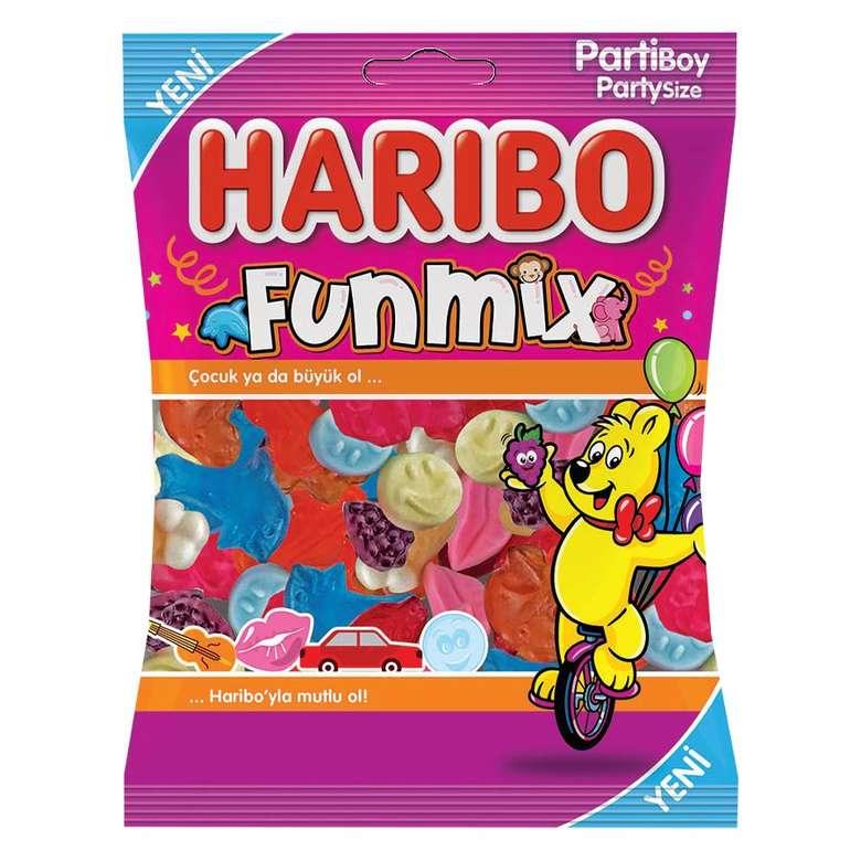 Haribo Funny Mix Yumuşak Şeker 130 G