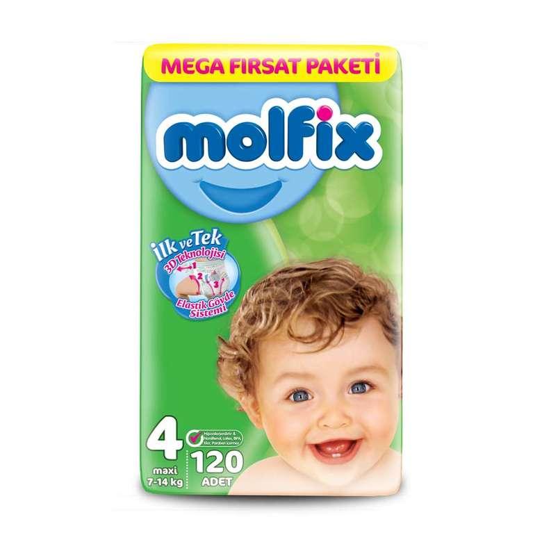 Molfix Bez Maxi 120'Li