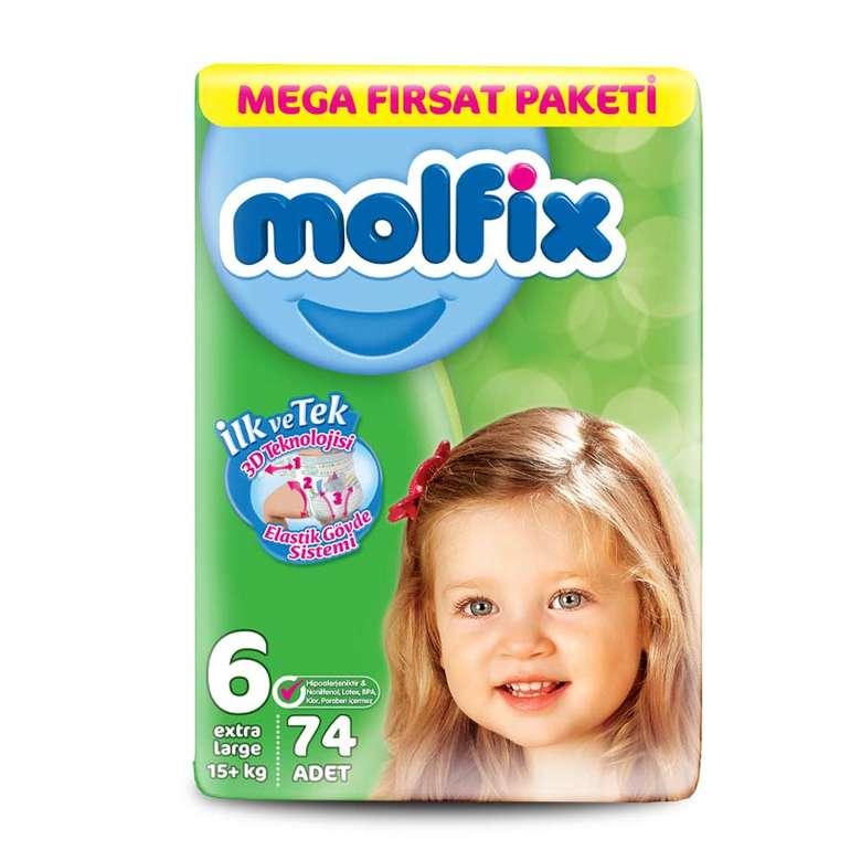 Molfix Bez Xl 74'Lü