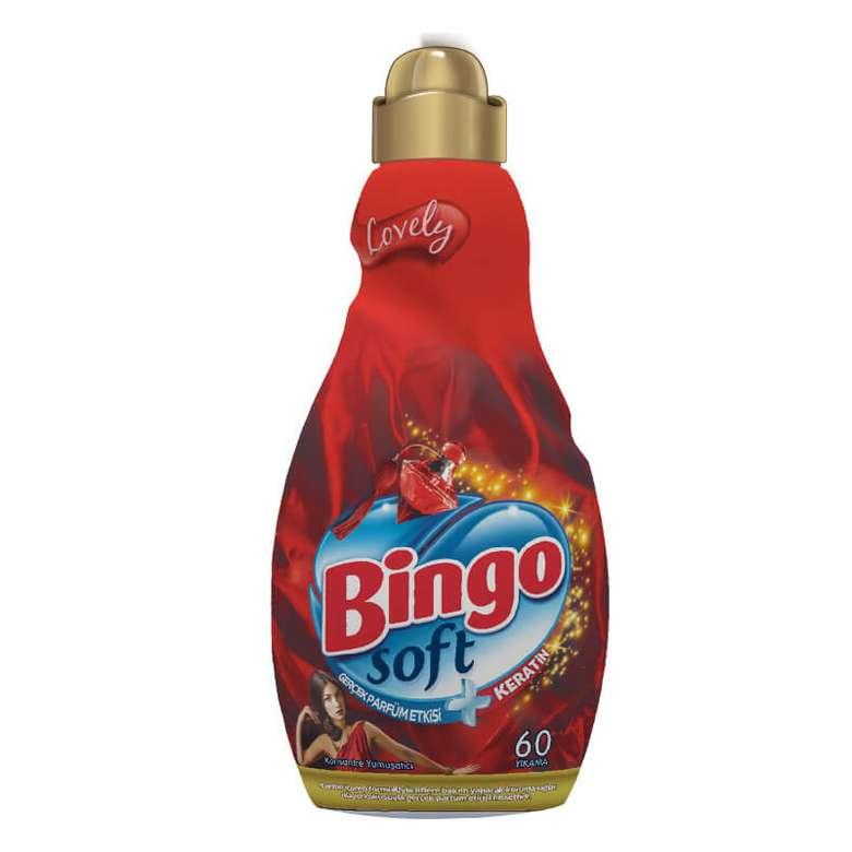 Bingo Konsantre Yumuşatıcı Lovely 1440 Ml