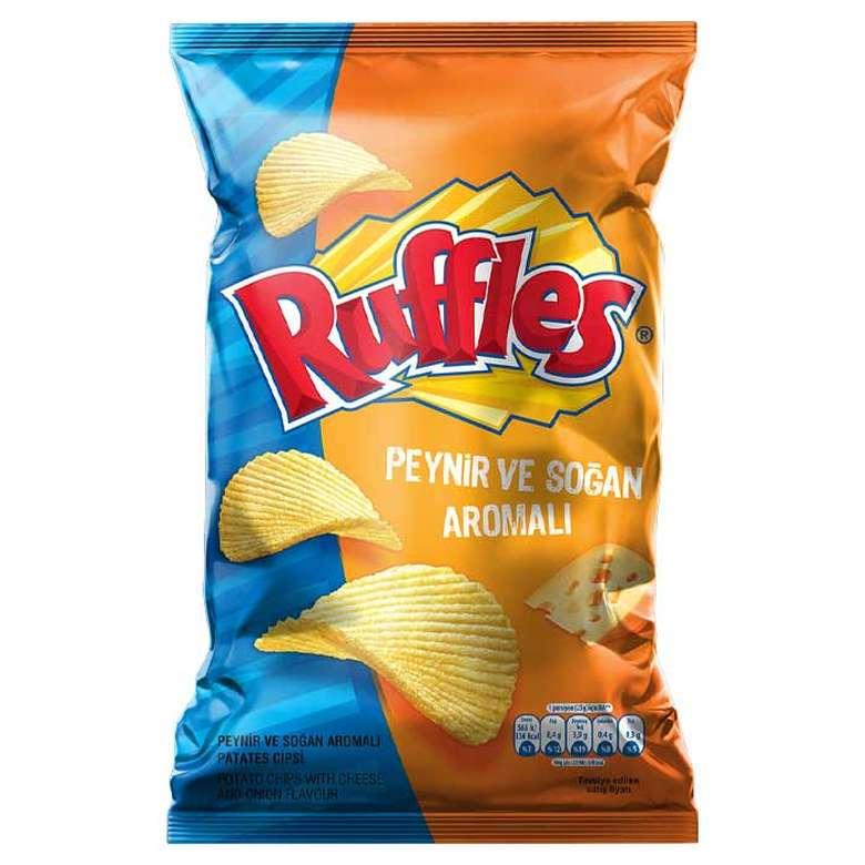 Ruffles Patates Cipsi Peynir&soğan 107 G