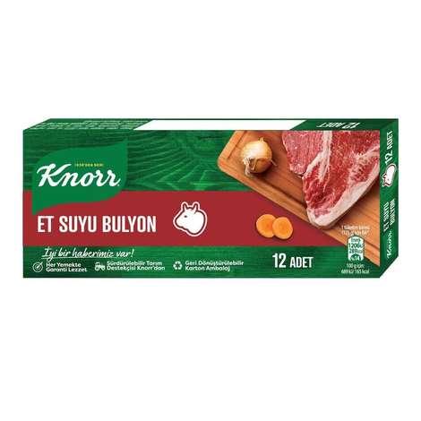 Knorr Bulyon Et 12'li