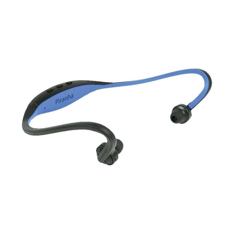 Piranha Bt Spor Kulaklık - Mavi