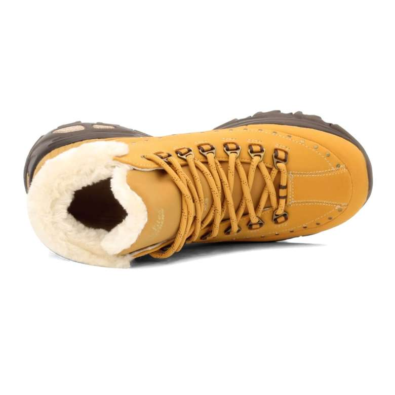 Skechers 48813-WTN Kadın Ayakkabı - Kahve 35,5