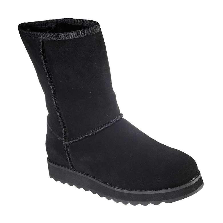Skechers 44611-Blk Kadın Ayakkabı - Siyah 37