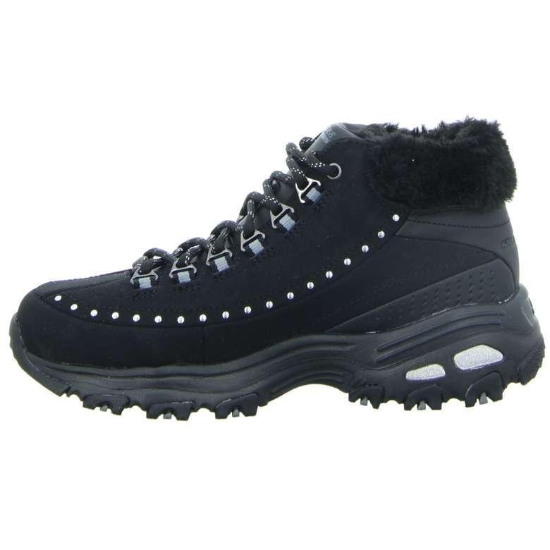 Skechers 48813-BLK Kadın Ayakkabı - Siyah 35