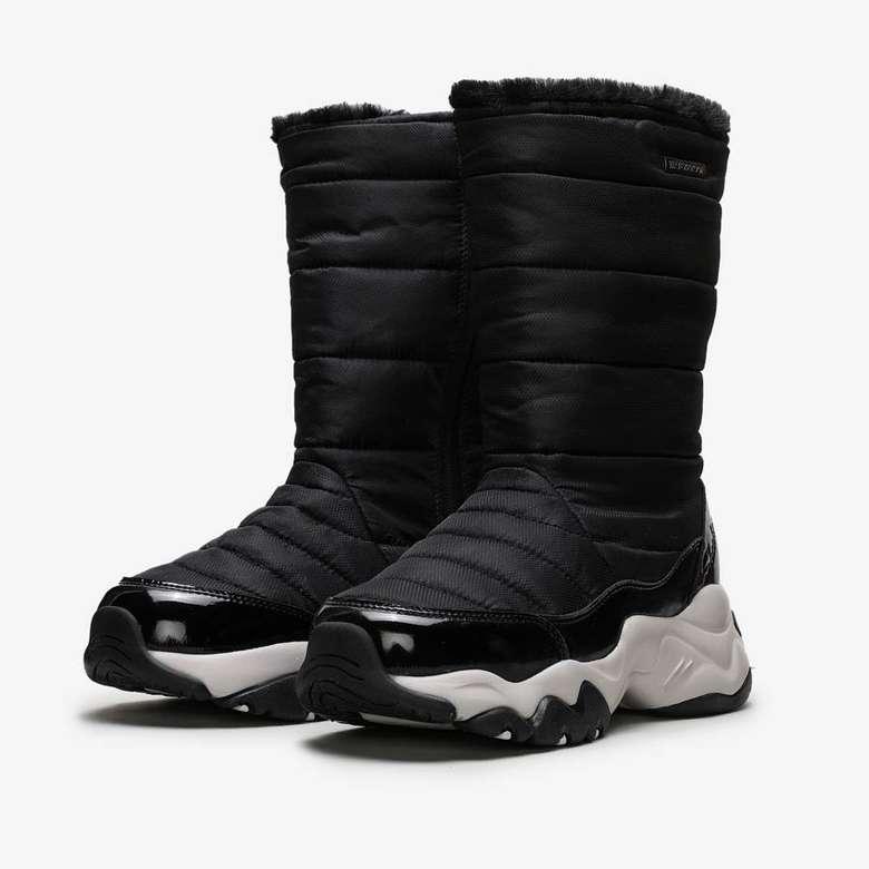 Skechers 596-BLK Kadın Ayakkabısı, Siyah - Beyaz, 36
