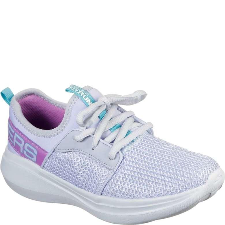 Skechers 85400l-GYLV Çocuk Ayakkabısı, Beyaz - Pembe, 33