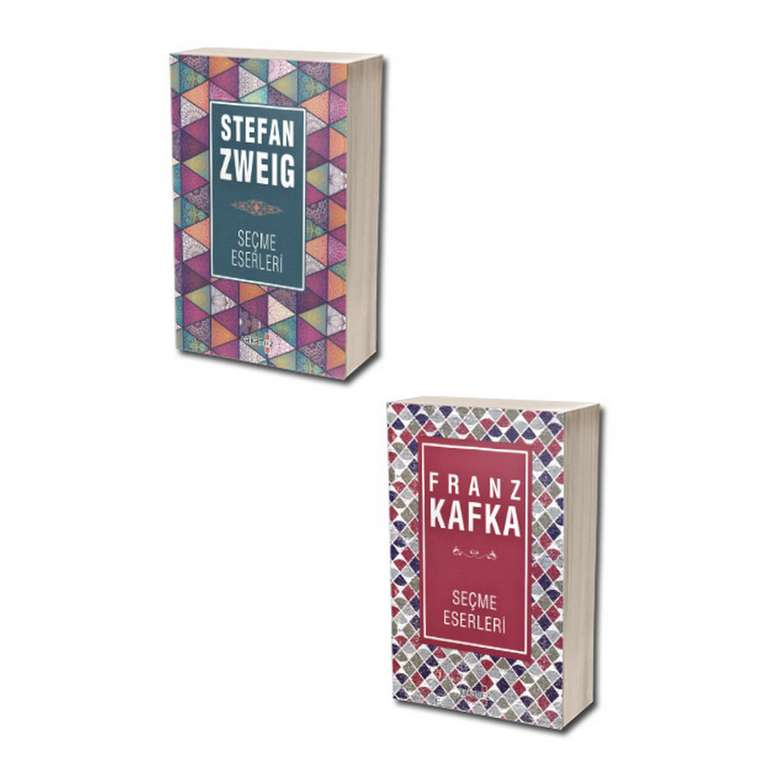 Franz Kafka Ve Stefan Zweig Seçme Eserle