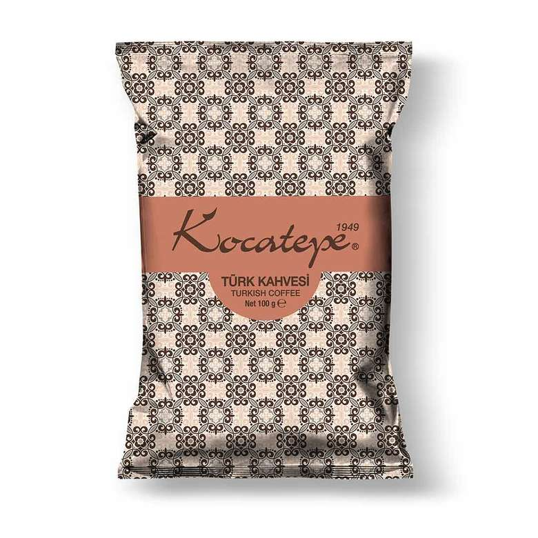 Kocatepe Türk Kahvesi 100 G