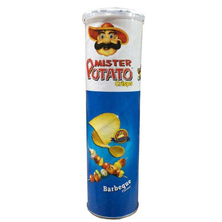 Mr. Potato Patates Cipsi Barbekü 130 G