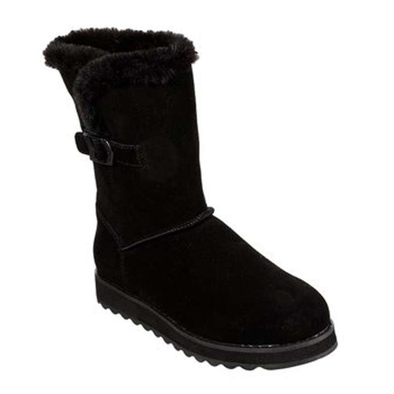 Skechers 44630-BLK Kadın Ayakkabı - Siyah 35