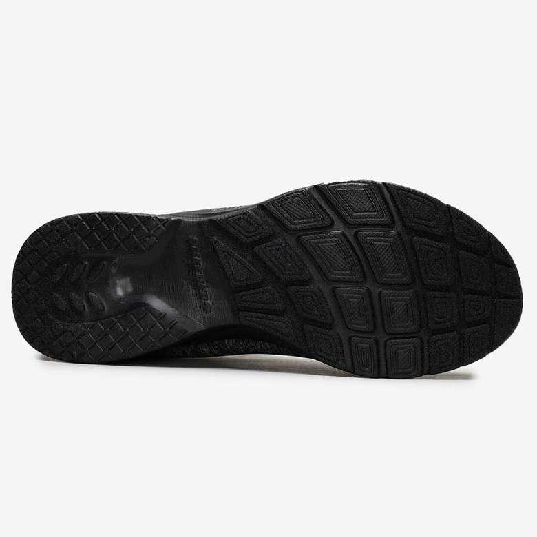 Skechers 12965-bkcc Kadın Aya, Siyah, 35