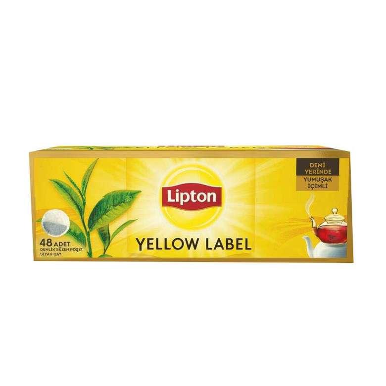 Lıpton Yellow Label 48li