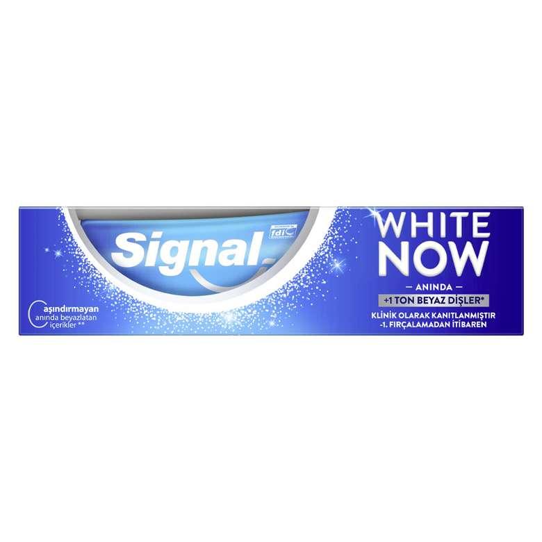 Signal Diş Macunu White Now 75 Ml