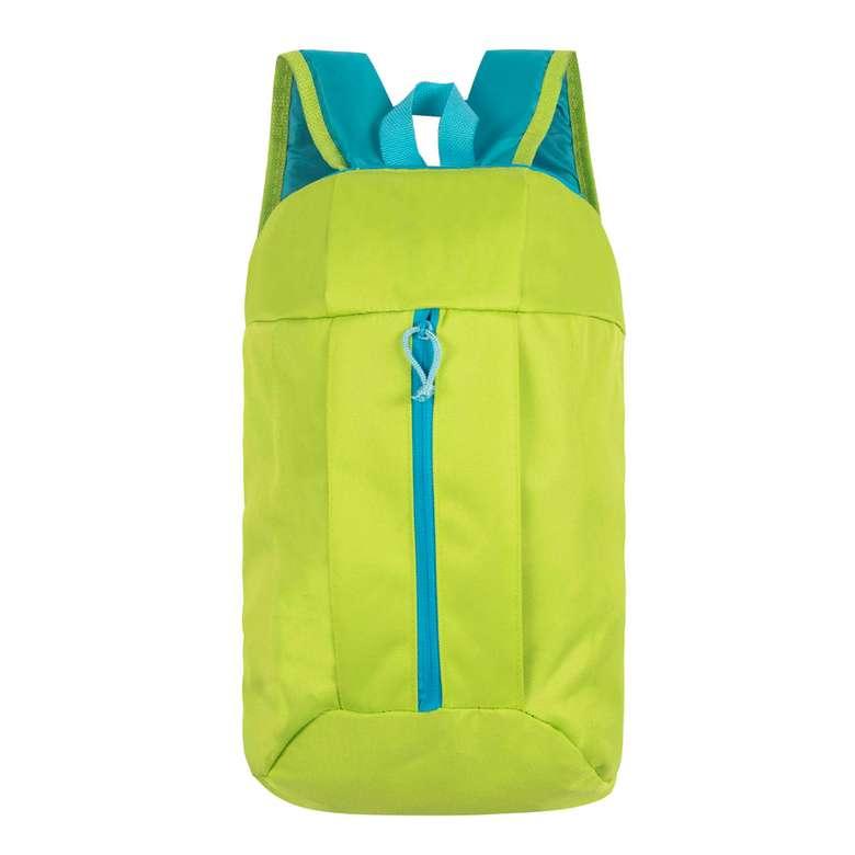 Spor Model Sırt Çantası - Yeşil / Mavi
