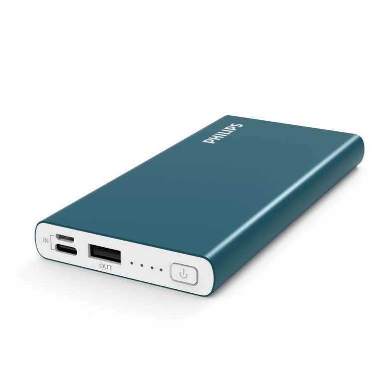 Philips Dlp6710 10.000 Mah Powerbank - Mavi