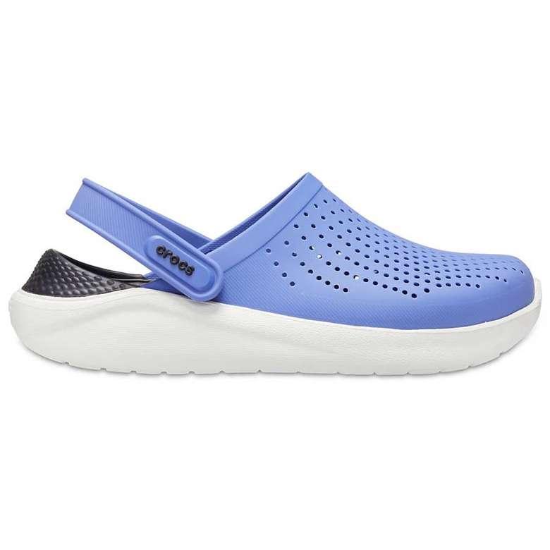 Crocs 204592-4rw Kadın Terl, Mavi, 36-37