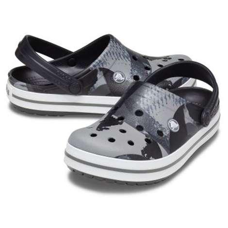 Crocs 206593-066 Kadın Ter, Siyah, 36-37