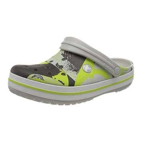 Crocs 206593-1du Kadın Ter, Yeşil, 37-38
