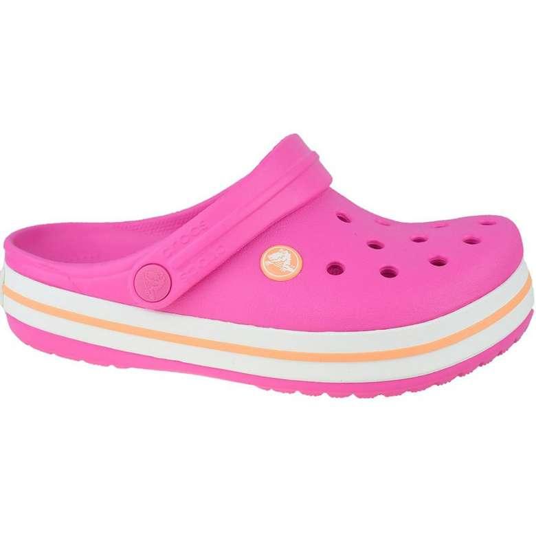 Crocs 204537-6qz Pembe Çoc, Pembe, 23-24