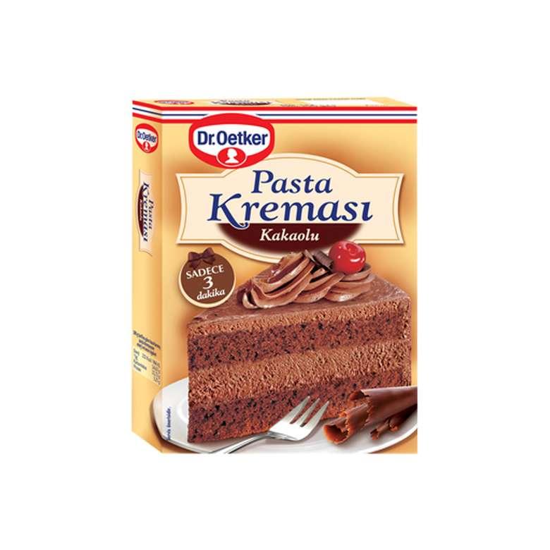 Dr Oetker Pasta Kreması Çikolatalı 180 Gr
