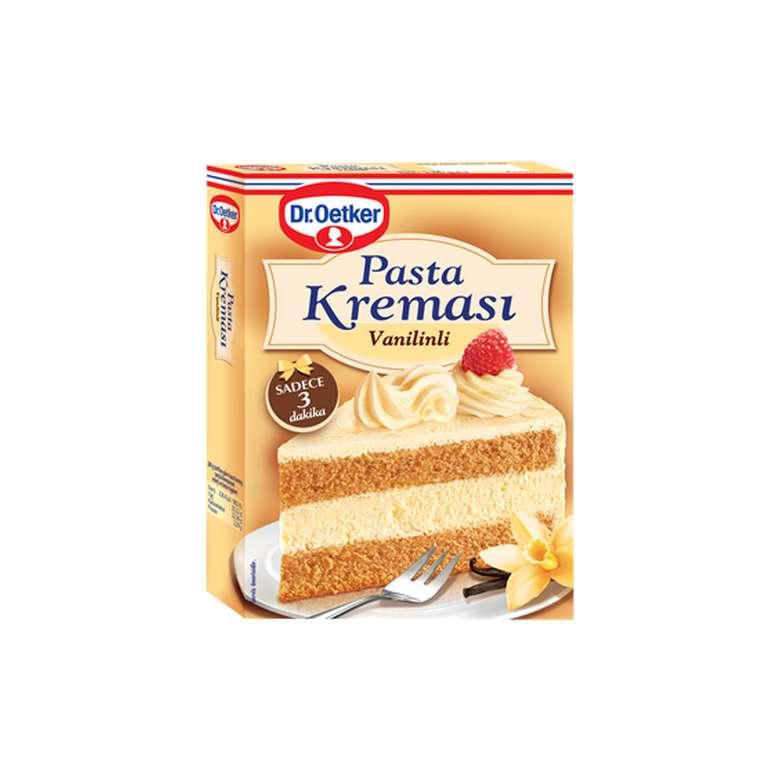 Pasta Kreması Sade 156g Droetkr